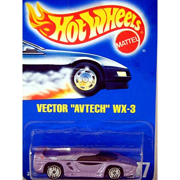 Hot Wheels Vector Avtech Wx Supercar Global Diecast Direct