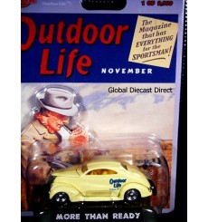 Racing Champions Outdoor Life 37 Ford Coupe Hot Rod