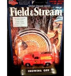 Racing Champions Field & Stream 1950 Chevrolet Pickup Truck