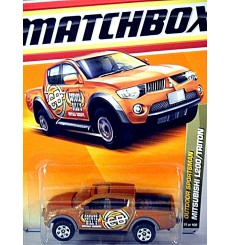 Matchbox Mitsubishi L200 Triton Pickup Truck