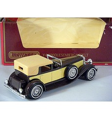 Matchbox Models of Yesteryear 1930 Model J Duesenberg
