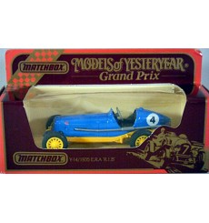 Matchbox Models of Yesteryear - 1935 ERA RIB Race Car