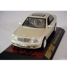 Maisto Road & Track Series - Mercedes S Class Sedan