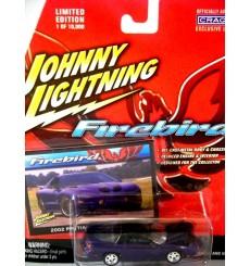 Johnny Lightning Firebirds 2002 Pontiac Firebird WS6 Trans Am