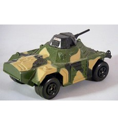 Matchbox Commando Series - Weasel Tank Gun