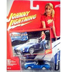 Johnny Lightning American Beauties - 1965 Shelby Cobra