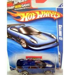 Hot Wheels Keys To Speed Card - Callaway C7 Supercard