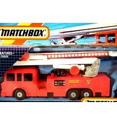 Matchbox Superkings- Rare (K-39-B-2) Snorkel Fire Truck