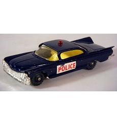Husky - Corgi Buick Electra Police Car