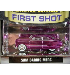 Johnny Lightning First Shots - Sam Barris Custom Mercury Lead Sled