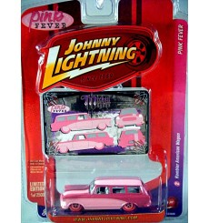 Johnny Lightning Wicked Wagons - The Rumbler Hot Rod Rambler Station Wagon