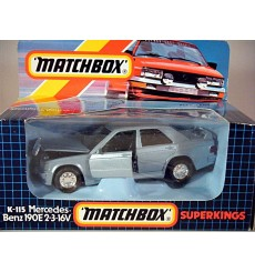 Matchbox Superkings - Mercedes-Benz 190E Sedan