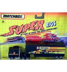 Matchbox Racing Kenworth COE Indy Car Transporter