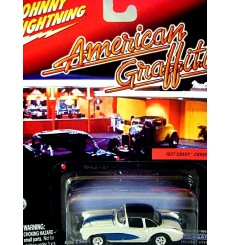 Johnny Lightning American Graffiti 1957 Chevrolet Corvette