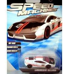 Hot Wheels Speed Machines Lamborghini Gallardo