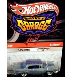 Hot Wheels Waynes Garage 1957 Chevy Bel Air