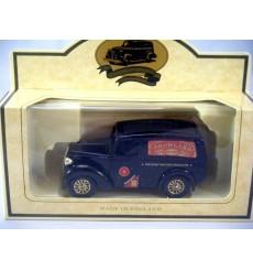 Lledo Promo Model - 1950 Morris Z Van - Showgard Mounts