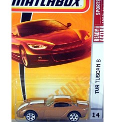 Matchbox TVR Tuscan S Sports Car