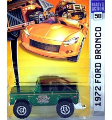 Matchbox 55th Anniversary Chase - Ford Bronco 4x4