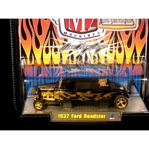 M2 Machines 32 Ford Roadster Limousine Chase Car Global