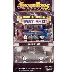 Johnny Lightning First Shots - Kopper Kart Chevy Pickup Truck
