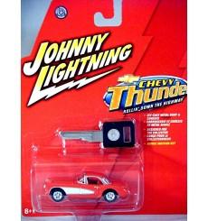Johnny Lightning 1956 Chevrolet Corvette