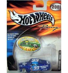 Hot Wheels Racing - Joe Nemechek Oakwood Homes 40 Ford NASCAR Taildragger