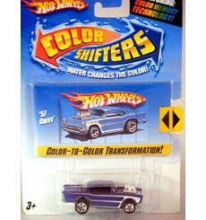 Hot Wheels Color Shifters - 1957 Chevrolet BelAir