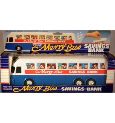 D&S Merry Bus Friction Powered Savings Bank