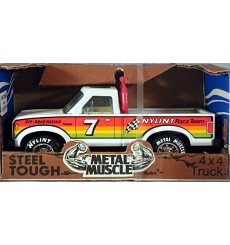 Nylint Steel Tough Metal Muscle Series - Ford Ranger Nylint Race Team 4x4