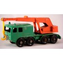 Matchbox Regular Wheels MB 30C-2 8 Wheel Crane
