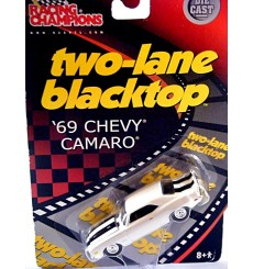 Racing Champions - Two Lane Blacktop Series - 1969 Chevrolet Camaro