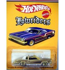 Hot Wheels Lowriders - Montezooma - 1974 Chevrolet Monte Carlo Lowrider