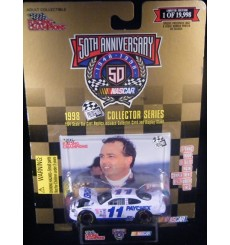Racing Champions 1998 Press Pass Brett Bodine Paychex Ford Thunderbird