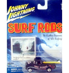 Johnny Lightning Surf Rods 1955 Chevrolet Cameo Pickup - Wave Rockers