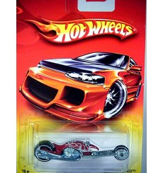 Hot Wheels Exclusive Assortment - Hammer Sled Custom Motorcycle