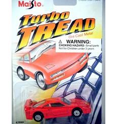 Maisto Turbo Threads - Ferrari F-40 Supercar
