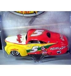 Hot Wheels Racing - Terry Labonte Corn Flakes 40 Ford NASCAR Taildragger