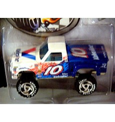 Hot Wheels Racing - Mark Martin Vavoline Tailgunner Offroad 4x4 Pickup Truck
