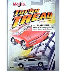 Maisto Turbo Threads - Jaguar XJ220 Supercar