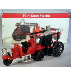 High Speed - 1914 Knox-Martin Fire Engine