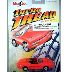 Maisto Turbo Threads Series - Ford Mustang Mach III Show Car