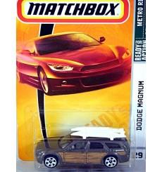 Matchbox Dodge Magnum Surf Woody