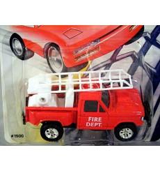 Maisto - Ford F-150 Fire Truck