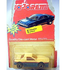 Majorette - Pontiac Fiero GT