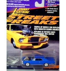 Johnny Lightning 1967 Pontiac GTO Street Freak