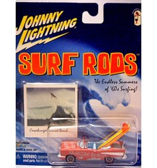 Johnny Lightning Surf Rods - Hawaiian Bunch 1957 Chevy Bel Air Convertible