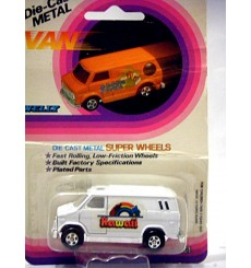 Welly - Chevrolet Custom Van - Hawaii