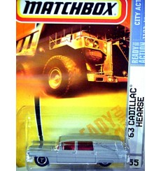 Matchbox 1963 Cadillac Hearse