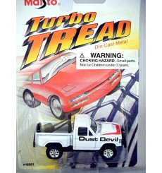 Maisto Turbo Threads Series - Ford F-150 Pickup Truck Dirt Devil